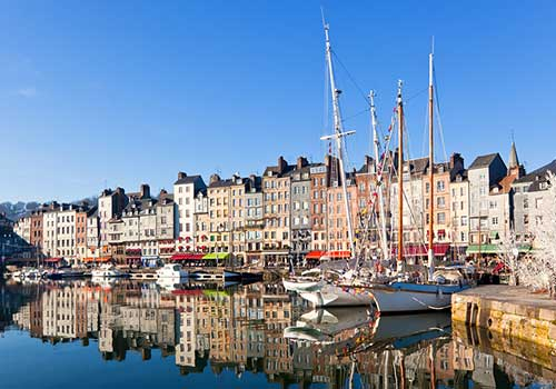 Normandy - Honfleur