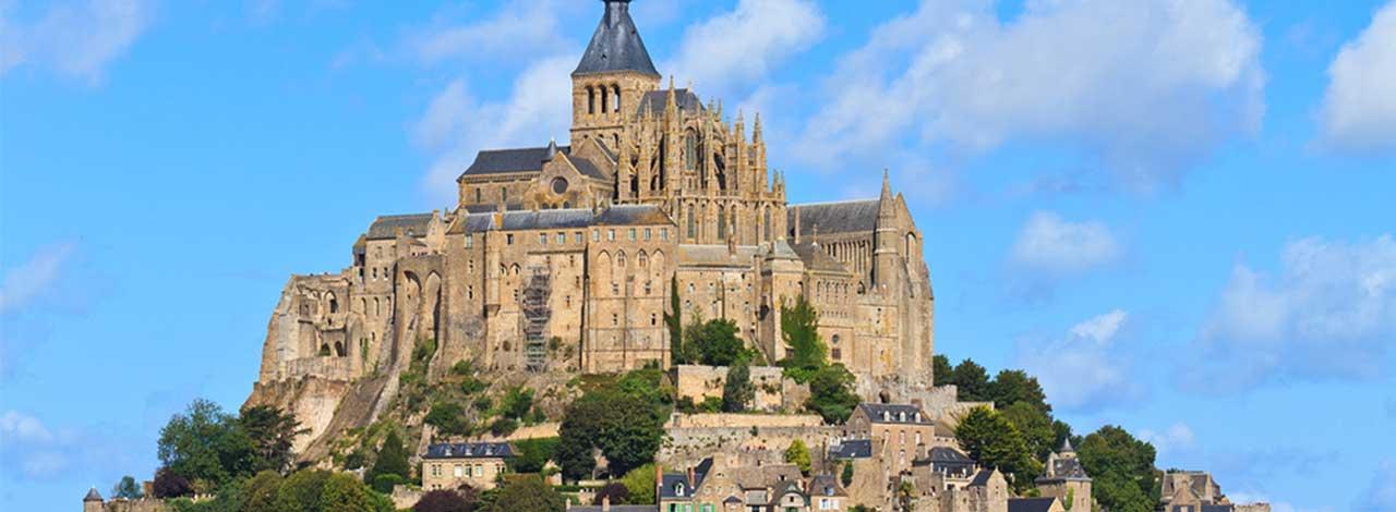 Normandy - Mont St Michel
