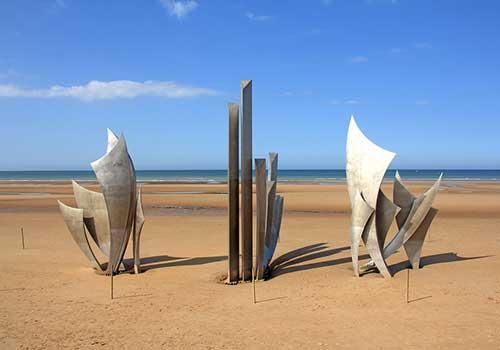 Normandy - landing Beaches
