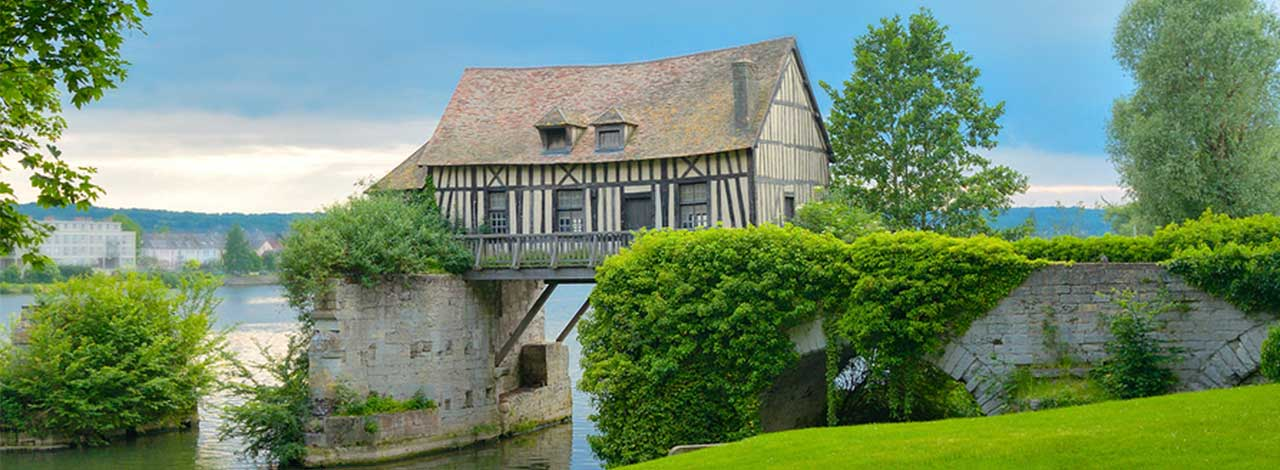 Normandy - Mill