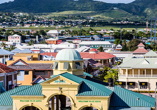 St. Kitts Basseterre