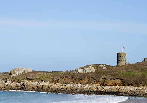 Guernsey - The Loophole Tower