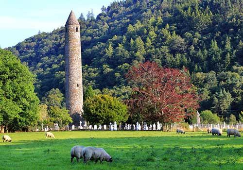 Dun-Laoghaire-Glendalough