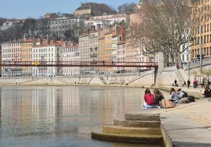 Lyon Waterfront