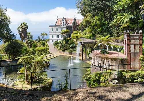 Monte Gardens Funchal Madeira
