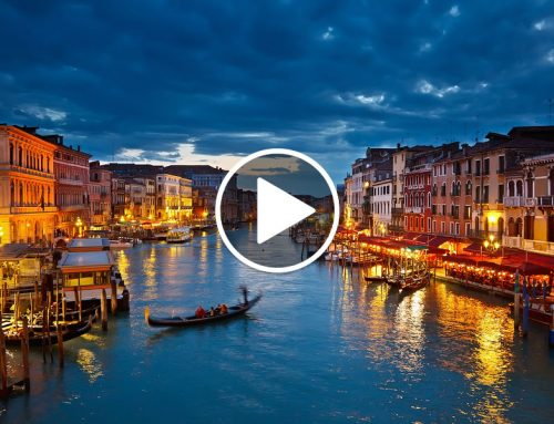 Video – Po River cruise on the River Countess & post stay in Rome