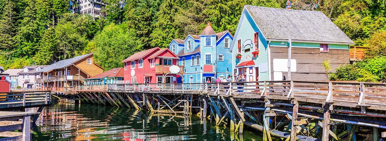 Alaska-Cruise-Ketchikan