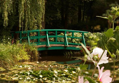 Normandy - Monet's Garden