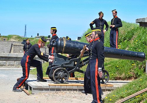 Halifax Citadel Hill