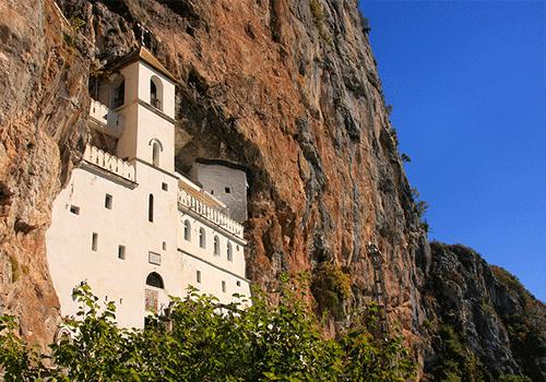 Ostrog Monastery- Montenegro