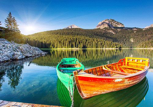 Durmitor National Park - Montenegro