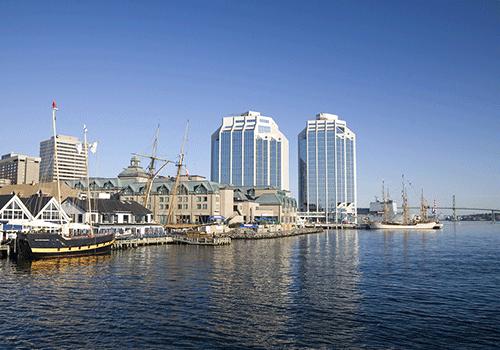Halifax Purdy's Wharf