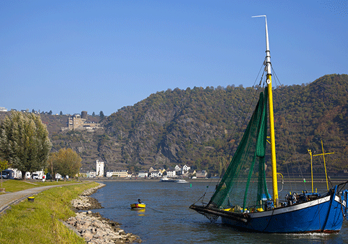 Lorelei Legend - Rhine River
