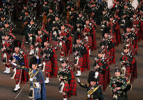 Military-Tattoo--Parade of Bands