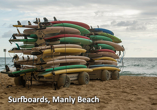 Sydney Surf Boards