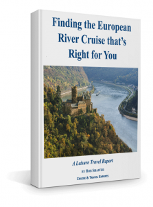 Finding The Right European River Cruise