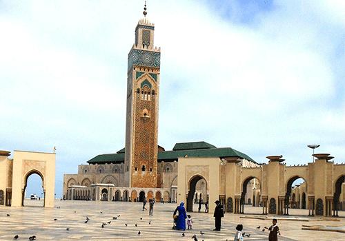 Morocco - Al-Haason-II-Mosque