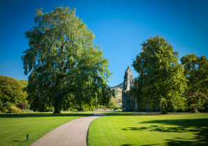 Grounds-of-Holyrood-Palace