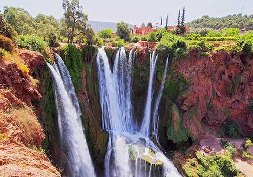 Morocco - Ouzoud Falls