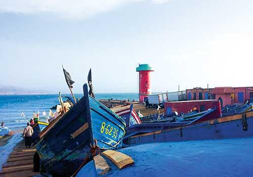 Morocco -Lighthouse