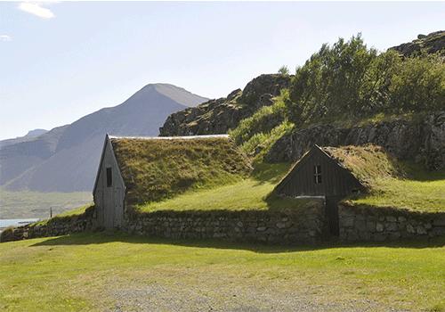 Iceland - Farmhouse