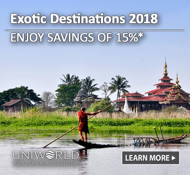 Uniworld Cruises Nov 2017