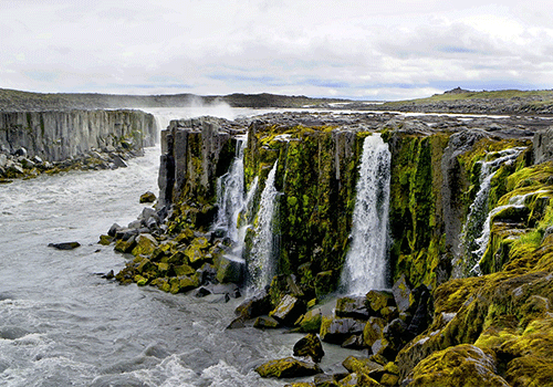 Icelandic Waterfalls