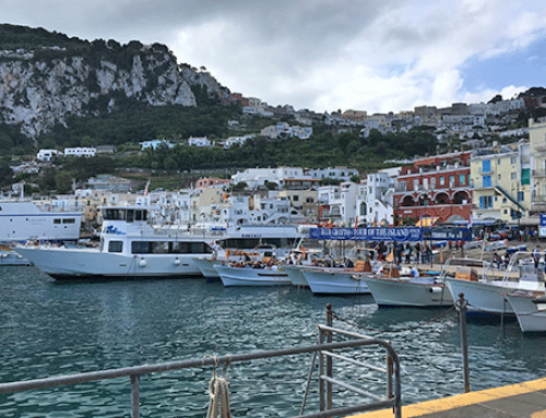 The Essence of Capri, Italy