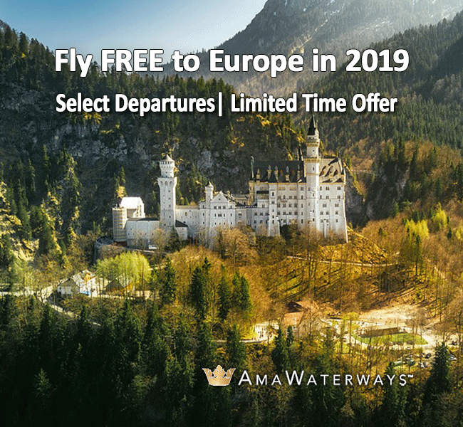 Amawaterways Fly Free