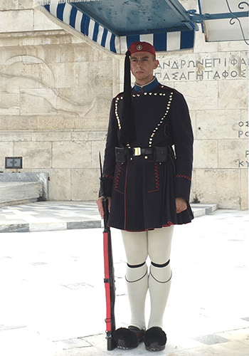 Athens---Change-of-Guards