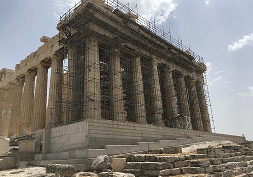 Pantheon-Athens