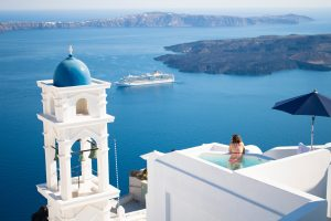 Luxury Honeymoons- Santorini