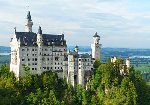 Romantic-Castles-neuschwanstein