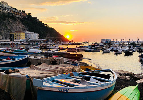 Amalfi-Coast-fishing-boats