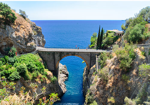 Amalfi-Coast-road