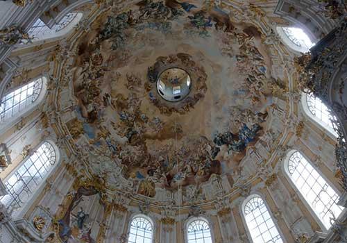Oberammergau-Ettal-ceiling