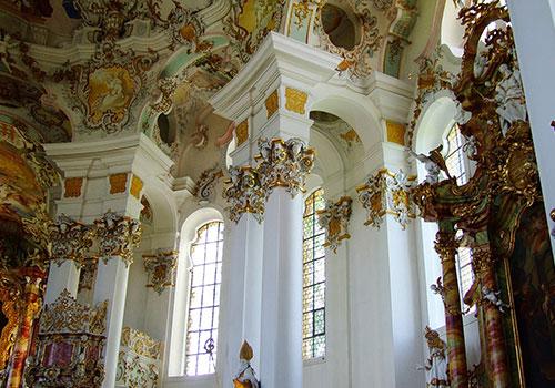 Oberammergau-Weiskirche-interior