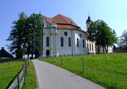 Oberammergau-Weiskirche