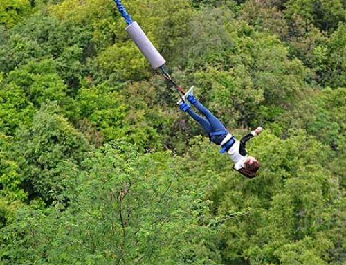 Take a Leap | Bungee Jumping