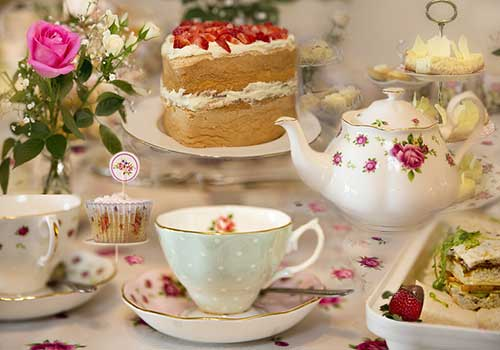 Afternoon-tea-elegance