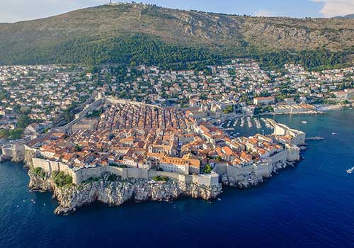 Croatia-Dubrovnik-and-City-Walls