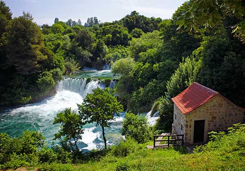 Croatia-Waterfall-Krk-National-Park