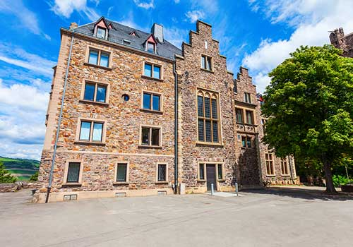 Middle Rhine Castles - Klopp Castle