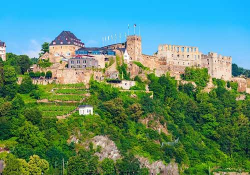 Middle-Rhine-Castle-Rheinfels-Castle-Fortress