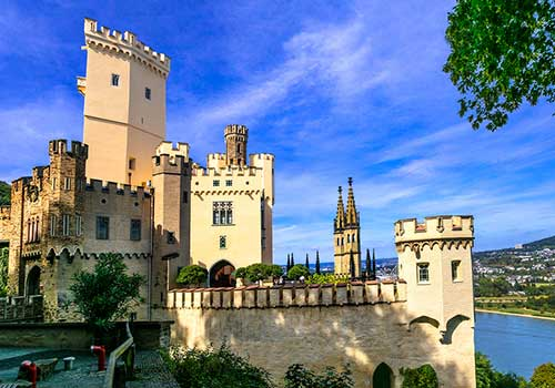 Castles on the Middle Rhine
