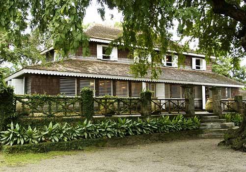 Martinique Habitation Clement