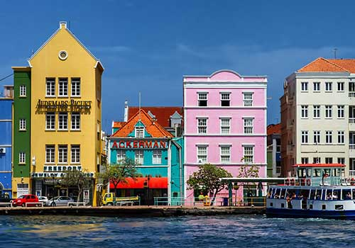 ABC Islands - Willemstad