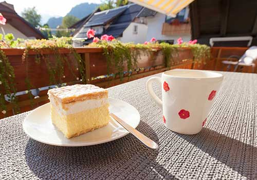 Lake Bled - Bled Cream Cake