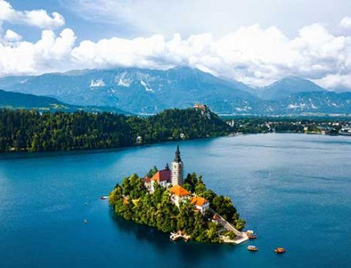 The Legends and Magic of Lake Bled