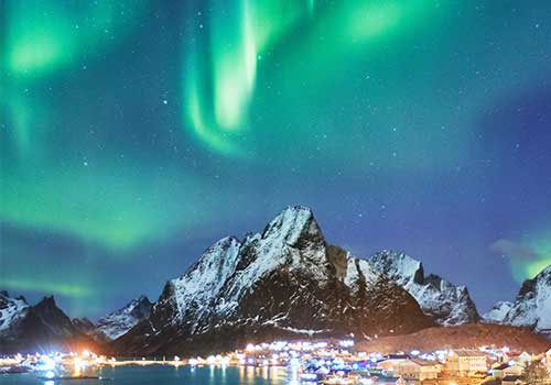 Polar Lights - Lofoten islands, Norway